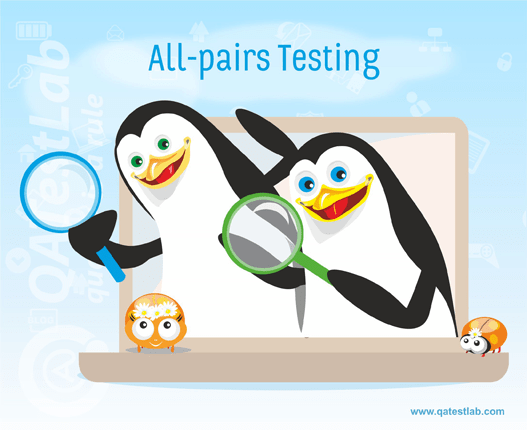 All-pairs Testing