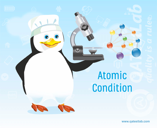 Atomic Condition