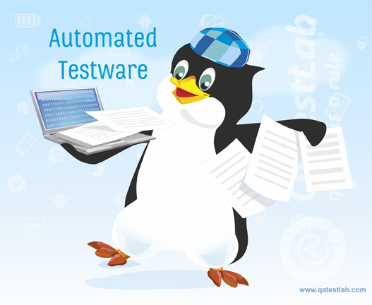 Automated Testware