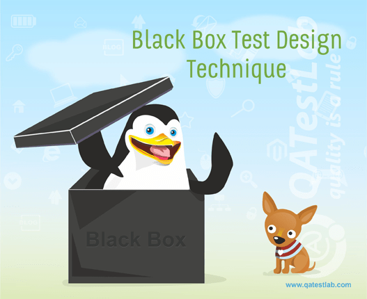 Black Box Test Design Technique