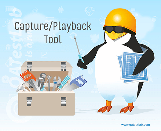 Capture/Playback Tool