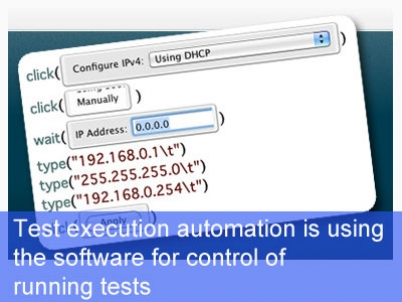 Test Execution Automation