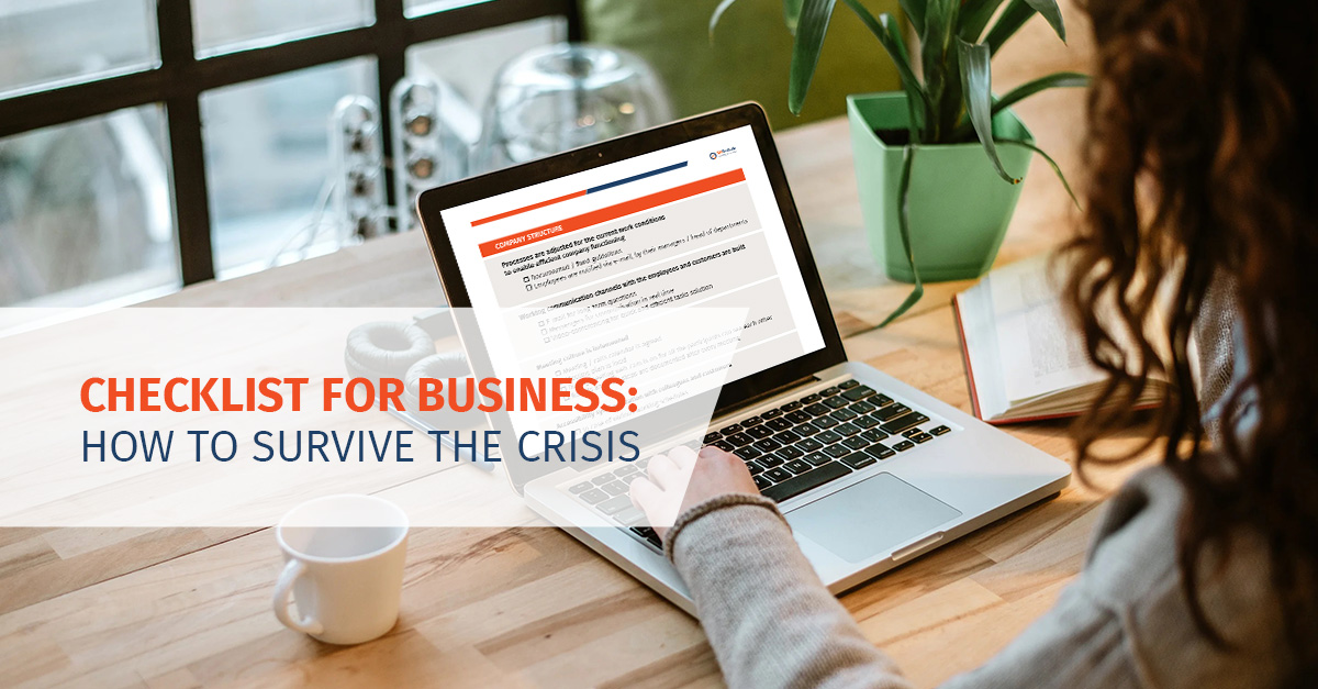 Checklist for Business: How to Survive the Crisis