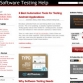 Software Testing Help