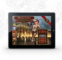 Three Musketeers Secrets: Constance's Mission (iOS Game)