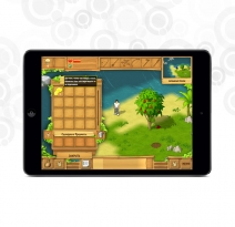 The Island Castaway Playground - iOS and Android Game