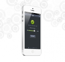 Gold Lock: Mobile Application for Android and iOS