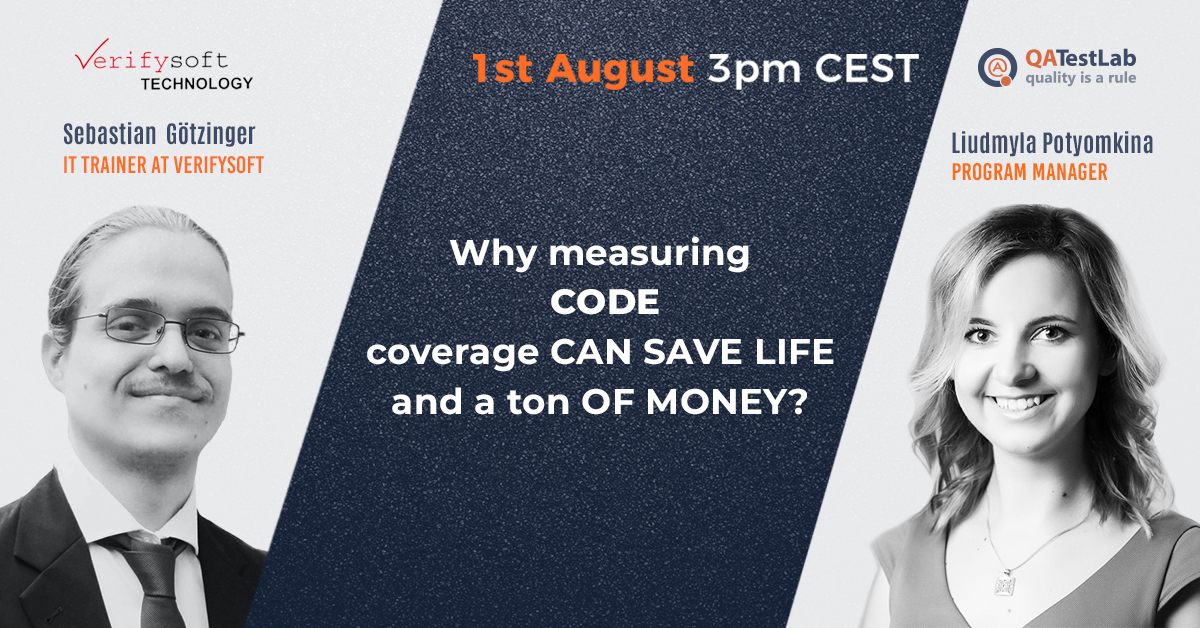 Why measuring code coverage can save life and a ton of money?