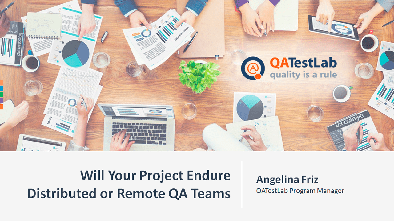 Will Your Project Endure Distributed or Remote QA Teams